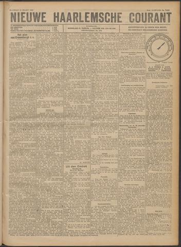 Nieuwe Haarlemsche Courant 1922-03-13