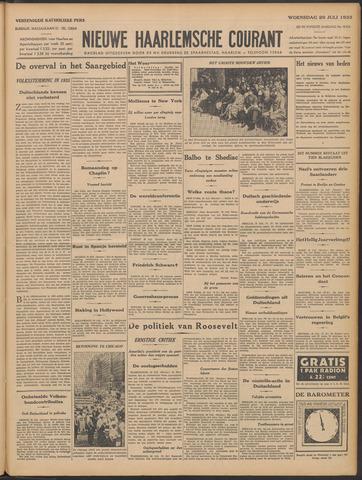 Nieuwe Haarlemsche Courant 1933-07-26