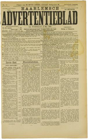 Haarlemsch Advertentieblad 1895-05-29