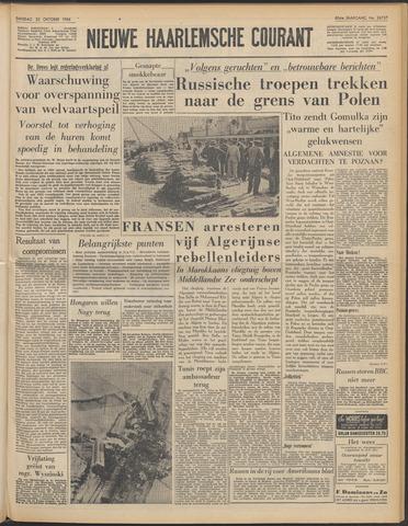 Nieuwe Haarlemsche Courant 1956-10-23