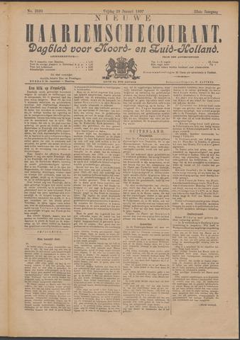 Nieuwe Haarlemsche Courant 1897-01-29