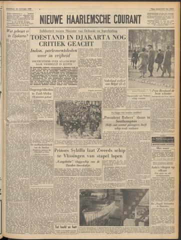 Nieuwe Haarlemsche Courant 1952-10-20