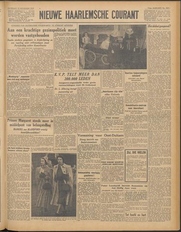 Nieuwe Haarlemsche Courant 1949-11-12