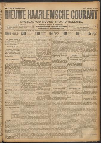 Nieuwe Haarlemsche Courant 1908-12-19