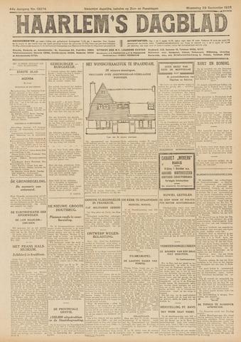 Haarlem's Dagblad 1926-09-29