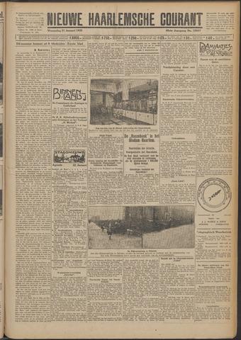 Nieuwe Haarlemsche Courant 1925-01-21