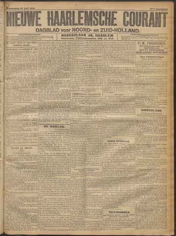 Nieuwe Haarlemsche Courant 1916-07-19