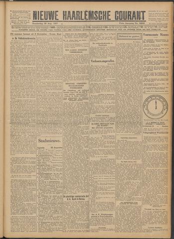 Nieuwe Haarlemsche Courant 1927-08-25