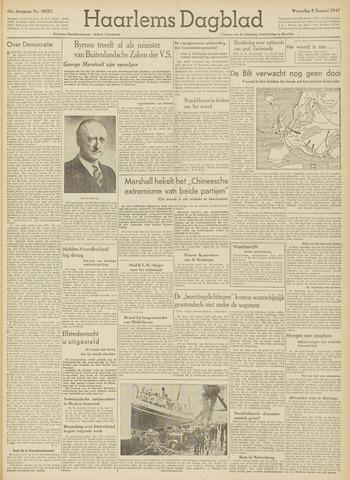 Haarlem's Dagblad 1947-01-08
