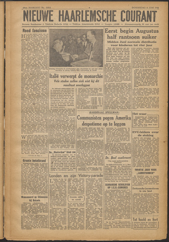 Nieuwe Haarlemsche Courant 1946-06-06
