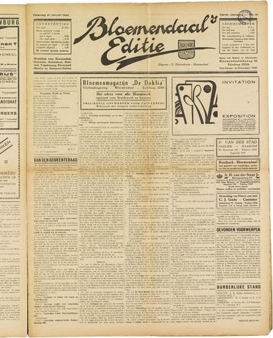 Bloemendaal's Editie 1928-01-21