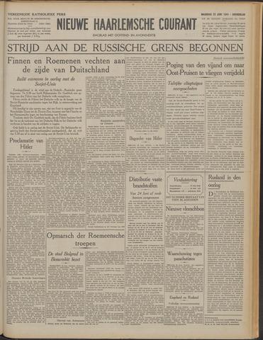 Nieuwe Haarlemsche Courant 1941-06-23
