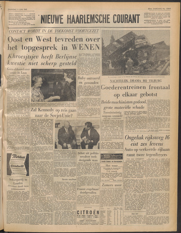 Nieuwe Haarlemsche Courant 1961-06-05