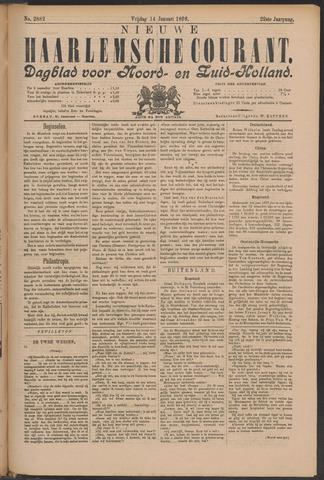 Nieuwe Haarlemsche Courant 1898-01-14