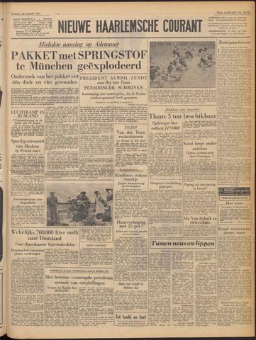 Nieuwe Haarlemsche Courant 1952-03-28