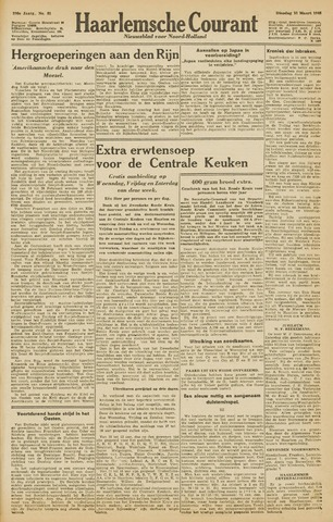 Haarlemsche Courant 1945-03-13