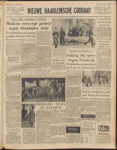 Nieuwe Haarlemsche Courant 1961-10-26