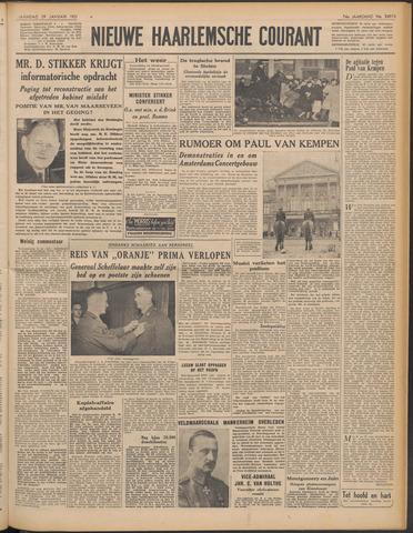 Nieuwe Haarlemsche Courant 1951-01-29