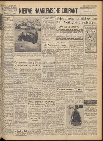 Nieuwe Haarlemsche Courant 1952-01-24