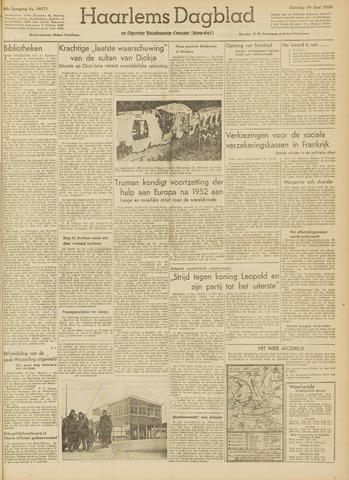 Haarlem's Dagblad 1950-06-10