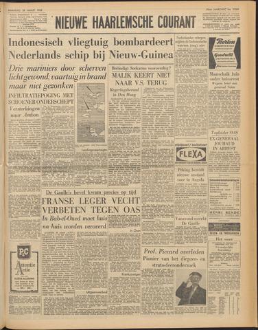 Nieuwe Haarlemsche Courant 1962-03-26
