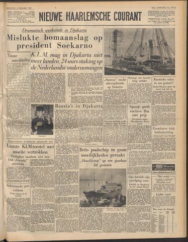 Nieuwe Haarlemsche Courant 1957-12-02