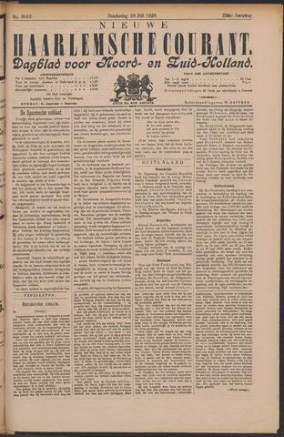 Nieuwe Haarlemsche Courant 1898-07-28