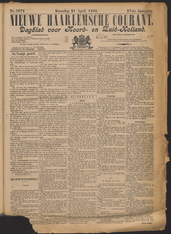 Nieuwe Haarlemsche Courant 1902-04-21