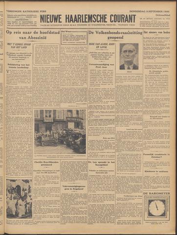 Nieuwe Haarlemsche Courant 1935-09-05