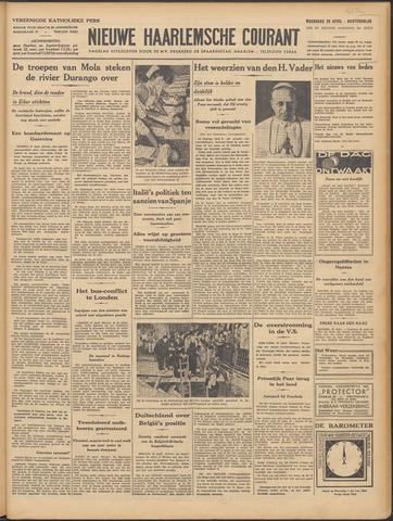 Nieuwe Haarlemsche Courant 1937-04-28