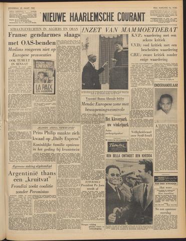 Nieuwe Haarlemsche Courant 1962-03-22