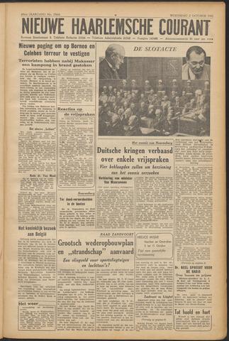 Nieuwe Haarlemsche Courant 1946-10-02