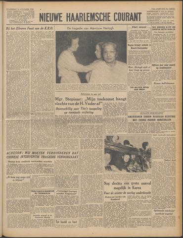 Nieuwe Haarlemsche Courant 1950-11-16