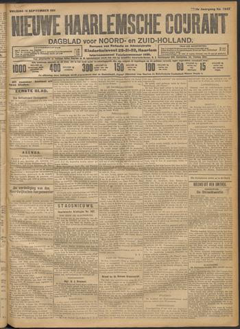 Nieuwe Haarlemsche Courant 1911-09-15