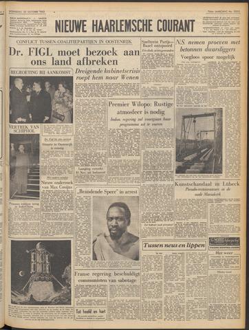 Nieuwe Haarlemsche Courant 1952-10-22