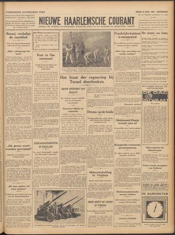 Nieuwe Haarlemsche Courant 1938-04-24