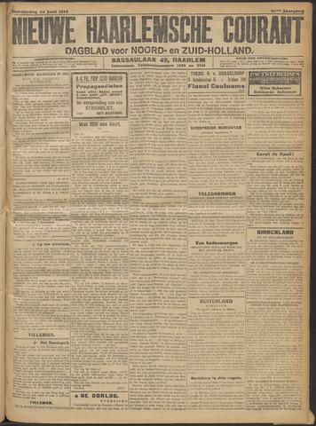Nieuwe Haarlemsche Courant 1916-06-22