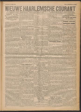 Nieuwe Haarlemsche Courant 1920-06-25