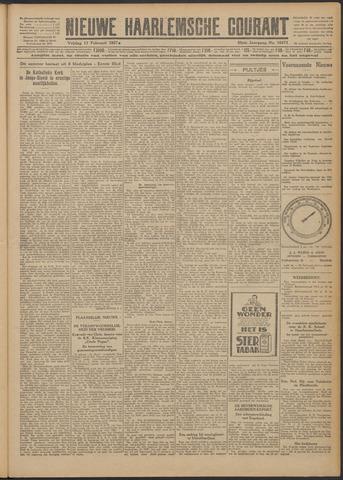 Nieuwe Haarlemsche Courant 1927-02-11