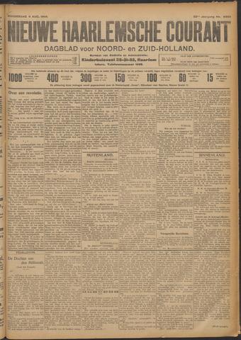Nieuwe Haarlemsche Courant 1908-08-06