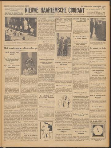 Nieuwe Haarlemsche Courant 1935-11-30