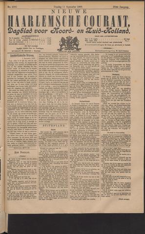 Nieuwe Haarlemsche Courant 1900-09-11