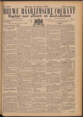 Nieuwe Haarlemsche Courant 1903-01-19