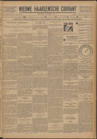 Nieuwe Haarlemsche Courant 1931-03-31