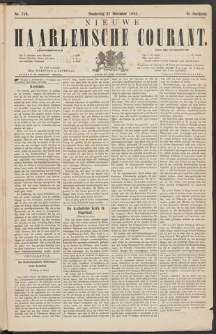 Nieuwe Haarlemsche Courant 1883-12-27