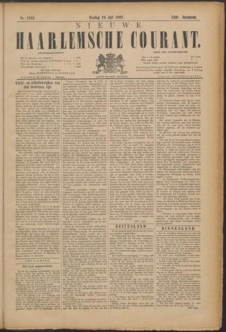 Nieuwe Haarlemsche Courant 1887-07-10