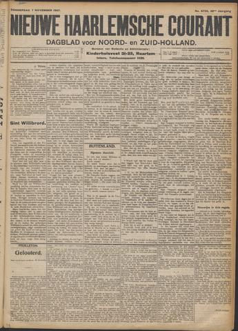 Nieuwe Haarlemsche Courant 1907-11-07