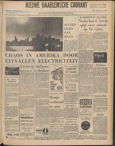 Nieuwe Haarlemsche Courant 1965-11-10