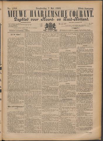 Nieuwe Haarlemsche Courant 1903-05-07