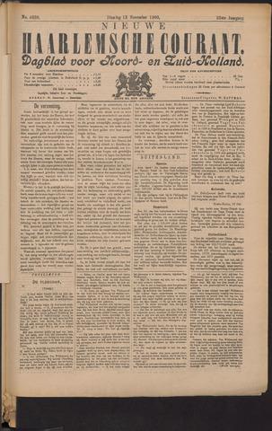 Nieuwe Haarlemsche Courant 1900-11-13